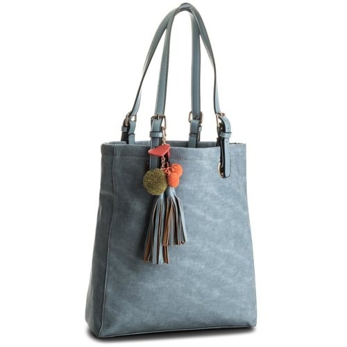 3917197430 ... Dámské kabelky —  JENNY FAIRY RC8681C. Kabelka Jenny Fairy RC8681C blankytně  modrá - 2220852820016