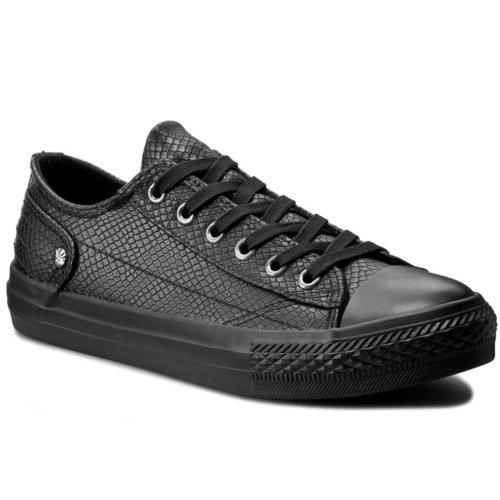 94569dc094 Rövidszárú tornacipő Nylon Red WSJGH01-2 Fekete - 2220610700031