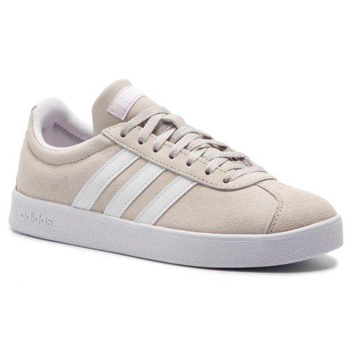 a77dd3e2a8 Rekreačná obuv Adidas DA9888 VL COURT 2.0 béžová Dámske - Topánky ...