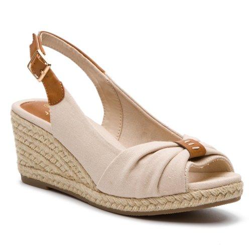 eba5c3d20adc sandály Jenny Fairy LS4972-01 béžová Dámské - Boty - Sandály - https ...