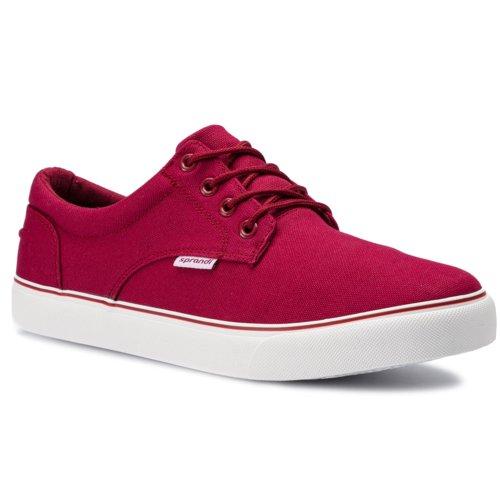 fa0d17b9df Rövidszárú tornacipő Sprandi MS19033 Piros Férfi - Cipők ...