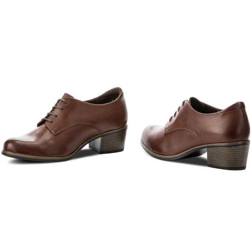 Félcipő Lasocki EST GUSTA 06 FEKETE Női Cipők Félcipők