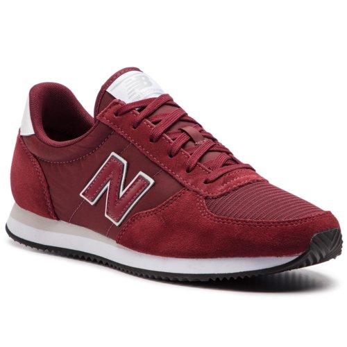 Sports footwear New Balance U220FD Maroon