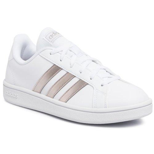 Lány ADIDAS GRAND COURT sneaker fehér színben   adidas