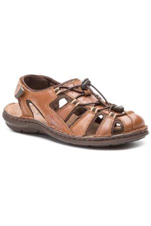 004f2195d8 sandály Lasocki for men MI07-A426-A282-27 hnědá