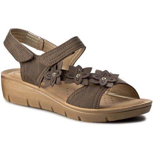 90c400394f sandále INBLU LIABOO11 hnedá Dámske - Topánky - Sandále - https   ccc.eu