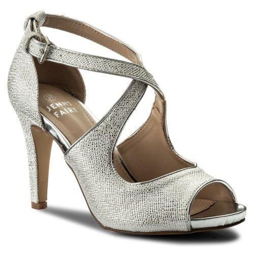 ef7fda8d6e61 sandále Jenny Fairy LS3600-35 strieborná Dámske - Topánky - Sandále ...