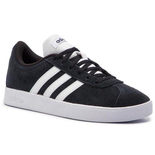 Sportcipő ADIDAS DB1827 VL COURT 2.0 K FEKETE