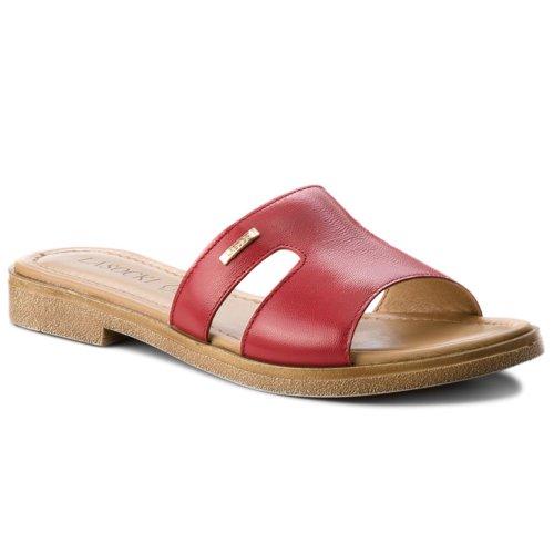 6e4b61b1bb papuče Lasocki WI23-AJALA-01 červená Dámske - Topánky - Šľapky ...