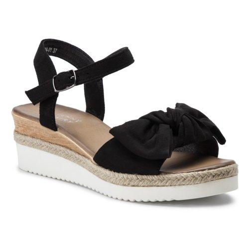632668d632 Szandál Jenny Fairy WS2820A-01 Fekete Női - Cipők - Szandálok ...