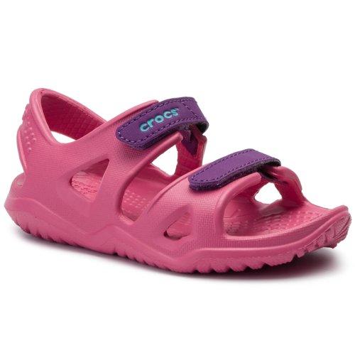reputable site 45b51 abb11 Badeschuhe Crocs 204988-60O Pink