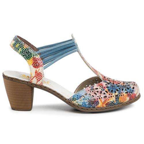 Eladás Ajánlataink RIEKER női magassarkú cipő