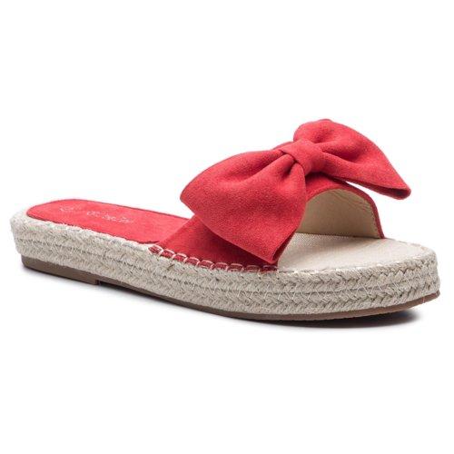 8c236d6c28 papuče DeeZee WS19355-02 červená Dámske - Topánky - Šľapky - https ...