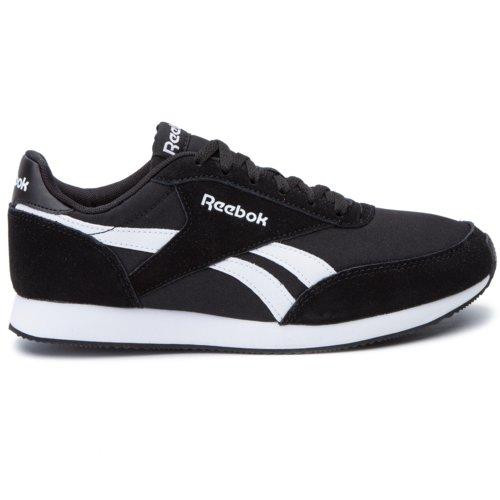 Reebok Royal CL Jogger 2 2V Kinder Sneaker Blau Schuhe