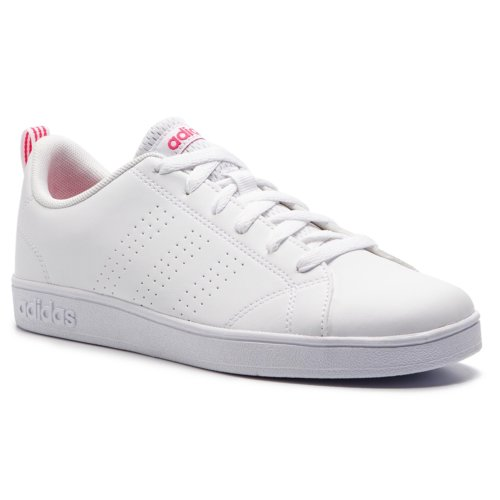 a0f6fe7be204 Rekreační obuv Adidas BB9976 VS ADVANTAGE CL K bílá Dětské - Dívčí ...
