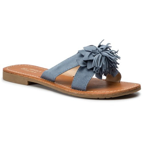 f6cd5a0a58 papuče Jenny Fairy WS2590-15 denim Dámske - Topánky - Žabky - https ...