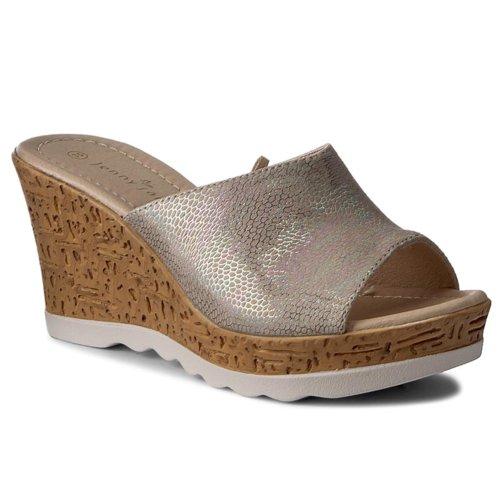 24116652b4 papuče Jenny Fairy W17SS576-3 béžová Dámske - Topánky - Šľapky ...