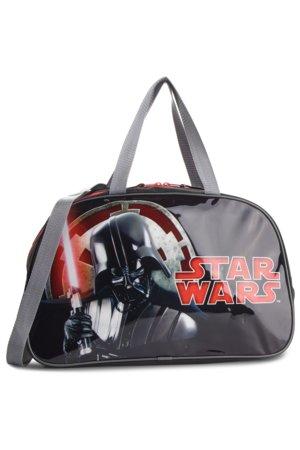 ebdc9e65494e3 Torebka młodzieżowa Star Wars STY-074/C Czarny