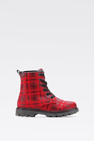 Stiefel Tom Tailor 907161600 ROT