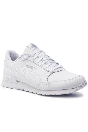 6c6b2dcb799fd Rekreační obuv Puma 36695902 ST Runner v2 L Jr bílá