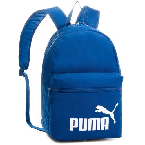 dc3bd910515c Hátizsák Puma 07548709 Phase Backpack Kék Táskák - Hátizsákok ...