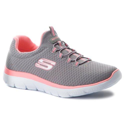 6a2c6cc53e Rekreačná obuv Skechers 12980 šedá Dámske - Topánky - Športové ...