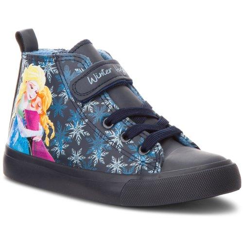 105fd9a389 Rövidszárú tornacipő Frozen CP40-AW1832DFR Sötétkék Gyerek - Lány ...