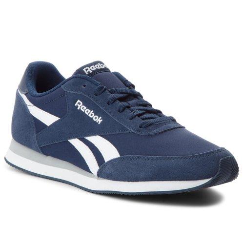 c177128154 Rekreační obuv Reebok V70711 ROYAL CL JOGGER 2 tmavě modrá - 2220954220066