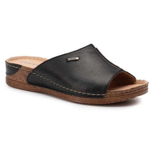 3f81f23be papuče Lasocki 2128-07 čierna Dámske - Topánky - Šľapky - https://ccc.eu