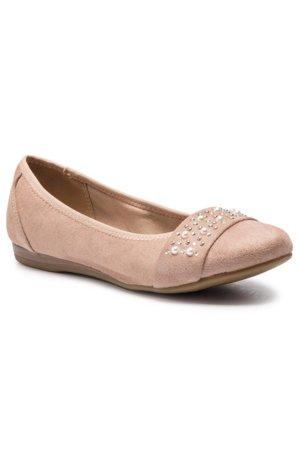 c40950a4f2b7 baleríny Jenny Fairy W17SS519-12 růžová