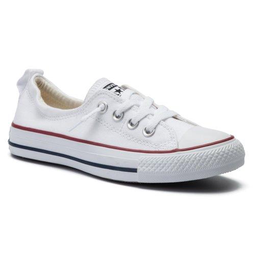 e5c4a01b8 Rekreačná obuv Converse C537084 biela Dámske - Topánky - Plátenky ...
