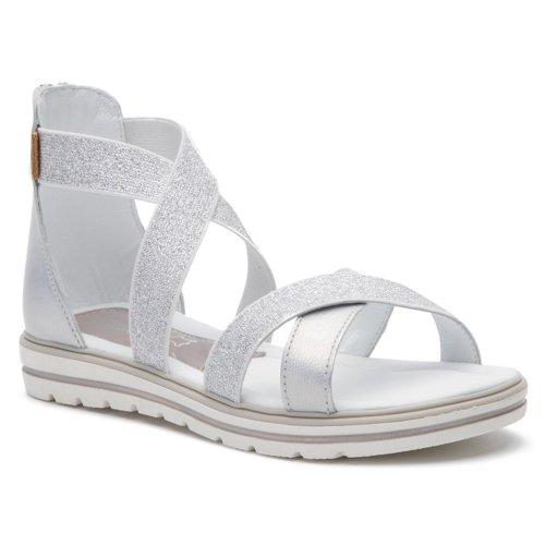 80be99ce73 sandále Lasocki Young CI12-2961-20 šedá Detské - Dievčenské ...