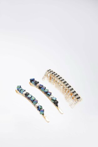 Haaraccessoires ACCCESSORIES 1WE-017-AW20 GOLD