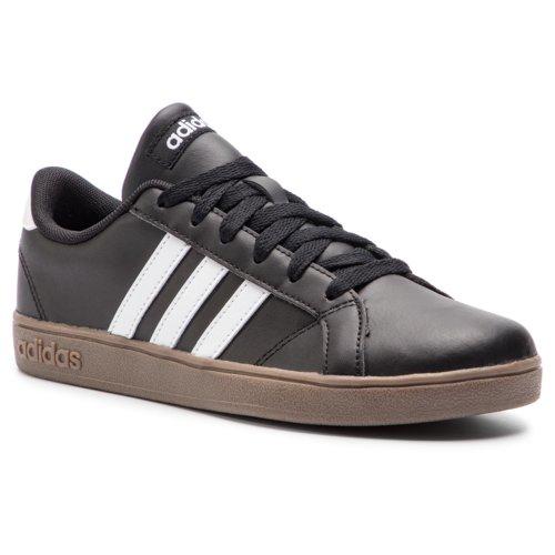 84f3df2d86 Rekreačná obuv Adidas B43874 BASELINE K čierna Detské - Chlapčenské ...