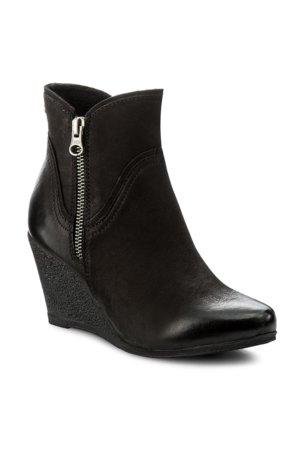 kotníčková bota Lasocki WI23-LIDIA-04 černá f2d482b5cd