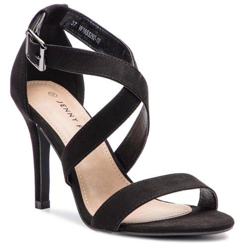 b609225d5cea sandále Jenny Fairy W16SS292-10 čierna Dámske - Topánky - Sandále ...