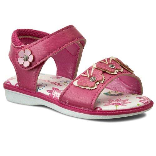 C147c081505 Mädchen Kinder Für 15 Nelli Sandale Dunkelrosa Blu nO0kPw
