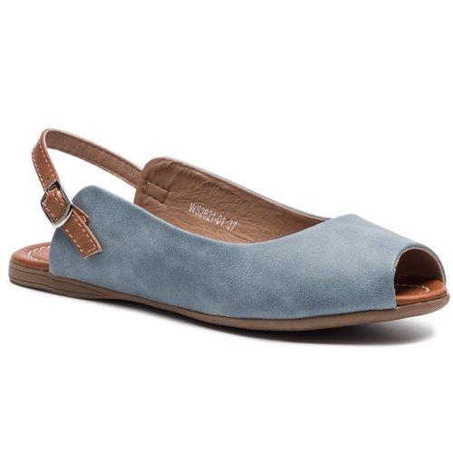 362bbfc114 sandále Clara Barson WS2821-01 denim Dámske - Topánky - Sandále ...