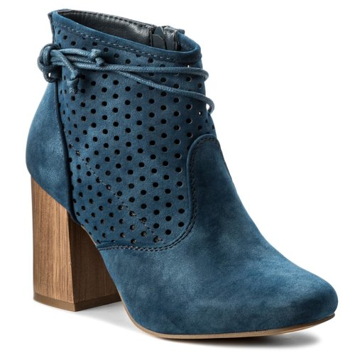 ac9b53bea6 členková topánka Jenny Fairy WS17058 tmavomodrá Dámske - Topánky ...