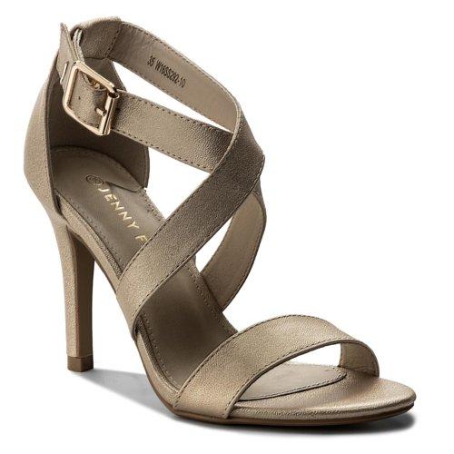 best authentic c3a59 e2457 Sandale Jenny Fairy W16SS292-10 Gold