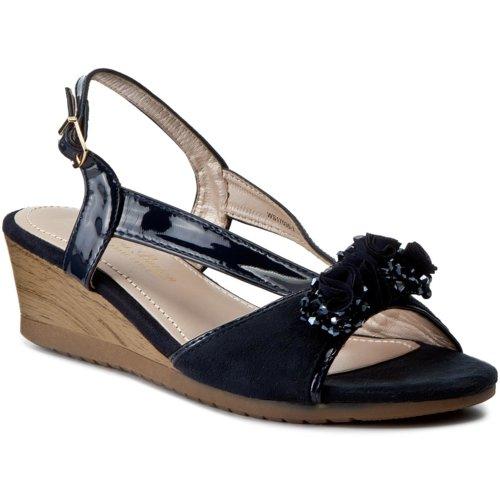 e83c98aaff9d sandále Clara Barson WS17036-7 tmavomodrá Dámske - Topánky - Sandále ...