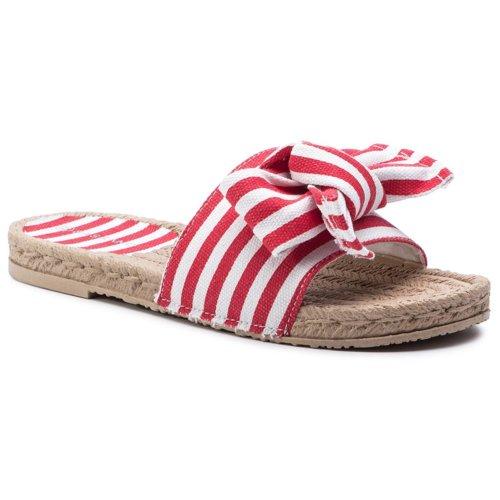 3705c094e9 papuče Bassano WS6758-01 červená Dámske - Topánky - Šľapky - https ...
