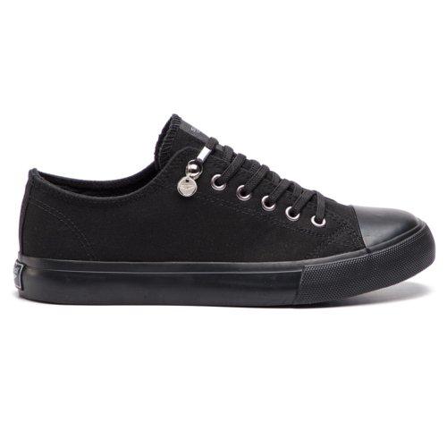 73a61a56b60c Rekreační obuv Sprandi WP40-8903Z černá Dámské - Boty - Plátěnky ...