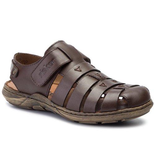 09998e451 sandále Rieker 22074-25 hnedá Pánske - Topánky - https://ccc.eu
