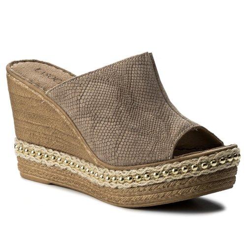 62b567ea88 papuče Lasocki F847 béžová Dámske - Topánky - Šľapky - https   ccc.eu