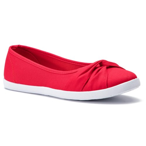 1d5403faaa Rekreačná obuv Nylon Red WS19678-1 červená Dámske - Topánky ...