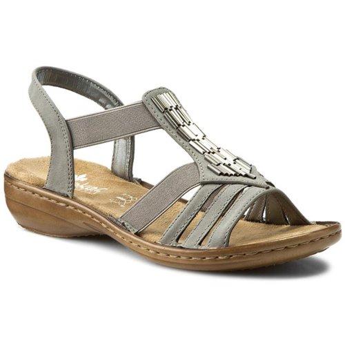 3b0284fdf7dd sandále Rieker 60800-42 šedá Dámske - Topánky - Sandále - https   ccc.eu