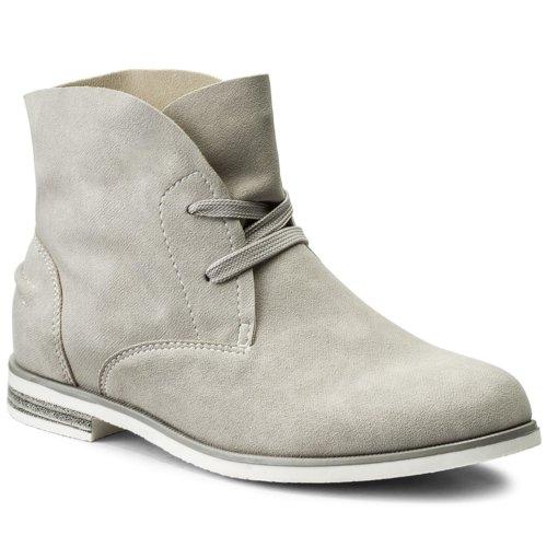 0d25488bbe vysoká šnurovacia topánka Jenny Fairy WS1275-12A šedá - 2220790640035