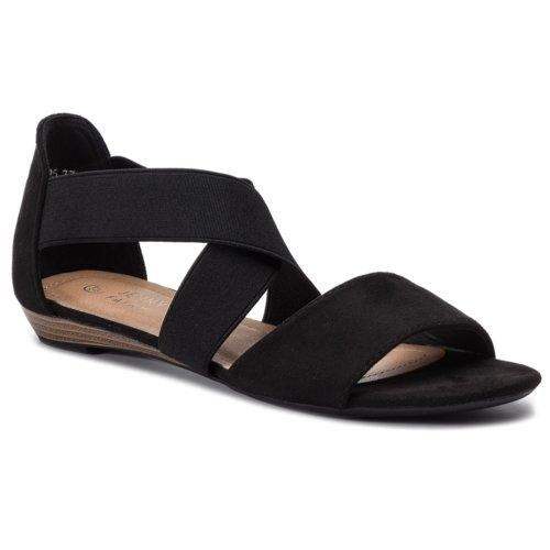 371301a407b5 Szandál Jenny Fairy WS1018-05 Fekete Női - Cipők - Szandálok - https ...