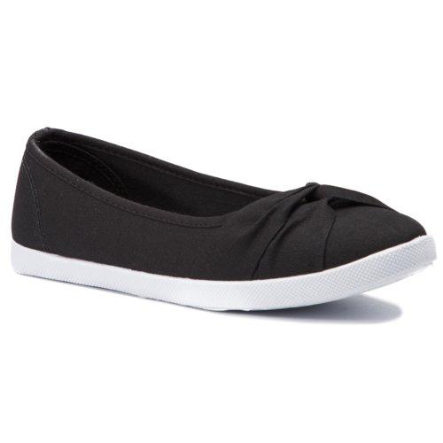 4d9f22f60d Rekreačná obuv Nylon Red WS19678-1 čierna Dámske - Topánky ...